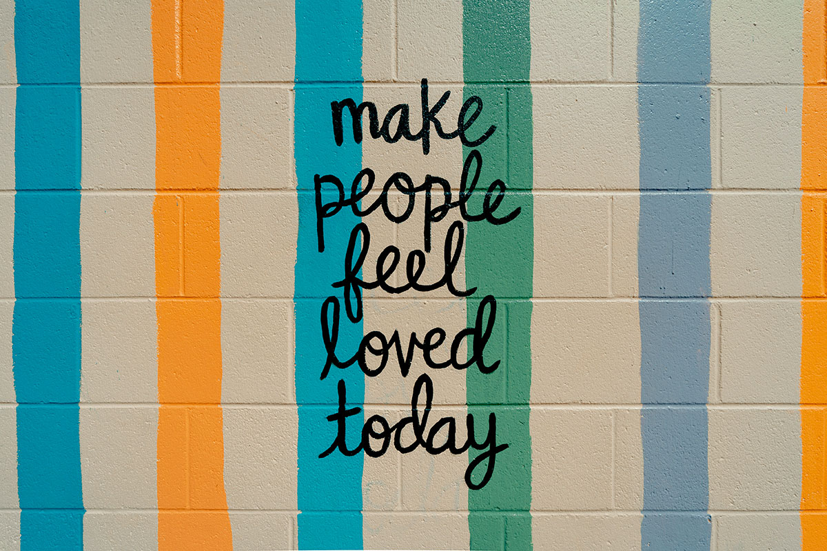 Regrets - Make people feel loved today
